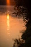 argb ζωηρόχρωμη λίμνη mazury πέρα από την ανατολή της Πολωνίας Στοκ Φωτογραφίες