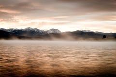 argb mazury misty λιμνών πέρα από την ανατολή της Πολωνίας Στοκ Φωτογραφία
