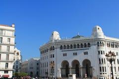 Argel, capital de Argélia Foto de Stock Royalty Free