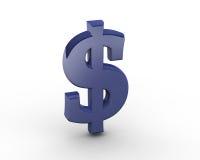 argent 3d illustration libre de droits