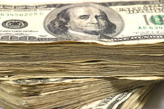 Argent, argent, argent Photographie stock