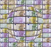 Argent, argent, argent Photo libre de droits