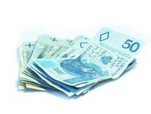 Argent - billets de banque Photos stock