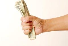argent comptant photographie stock libre de droits