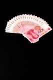 Argent comptant de RMB Photographie stock