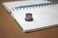 Argent d'économie Image stock