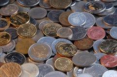 Argent d'argent d'argent Images stock