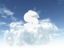 argent d'un dieu Images libres de droits