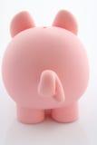 argent de cadre de côté porcin Photo stock