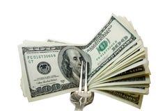 argent de concept Images libres de droits