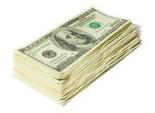argent de finances de concepts Photographie stock