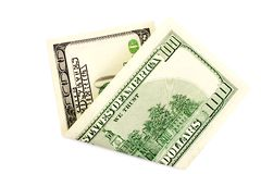 argent du dollar Photos libres de droits