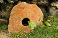 Argent en pierre