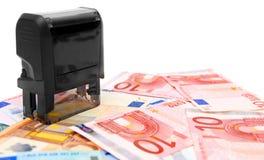 Argent et finances. photos stock