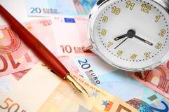 Argent et finances. Images stock