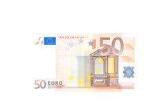 argent européen Image libre de droits