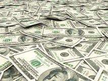argent financier Etats-Unis des dollars de concept de fond Images stock