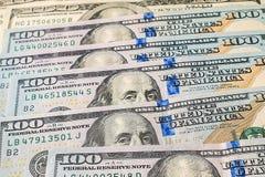 argent financier Etats-Unis des dollars de concept de fond Photographie stock