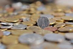 Argent israélien et économie Images stock