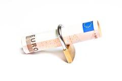 Argent pour la sécurité et l'investissement Photos libres de droits