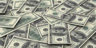 Argent - USD Images libres de droits