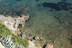 argentario włoski Italy morze Tuscan Zdjęcia Royalty Free