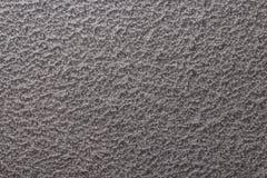 Argentez le fond martelé en métal, la texture métallique de résumé, feuille de surface métallique peinte avec la peinture de mart Photo libre de droits