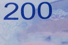 Argentijns geld Royalty-vrije Stock Foto's