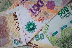 Argentijns geld, peso's