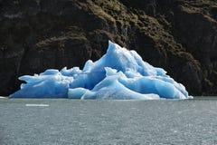Argentijns Meer in Patagonië, Argentinië royalty-vrije stock foto