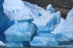 Argentijns Meer in Patagonië, Argentinië royalty-vrije stock fotografie