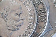 Argentijns muntstuk Stock Foto's