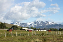 Argentijns Patagonië royalty-vrije stock foto