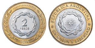 Argentijnse pes twee Royalty-vrije Stock Afbeelding