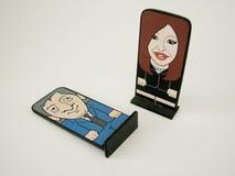 Argentijnse President Fernandes de Kirchner en Nestor Kirchner Stock Afbeeldingen