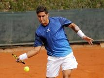 Argentijnse tennisspeler Facundo Arguello Stock Fotografie