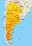 Argentina Imagem de Stock Royalty Free