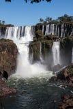 argentina Brazil robi Foz iguassu Zdjęcie Stock
