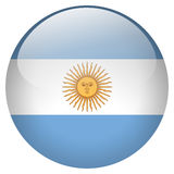 Argentina Button Stock Images
