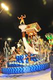 Argentina carnival. Famous carnival in gualeguaychu argentina 2008 Stock Image