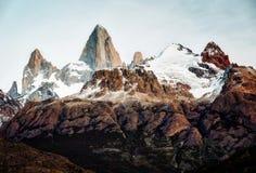 Argentina Fitz Roy Imagens de Stock Royalty Free