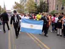 argentina flaga Fotografia Stock