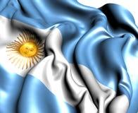 argentina flaga ilustracja wektor