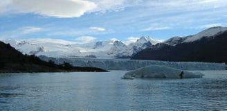 argentina glaciärmoreno perito Royaltyfri Foto