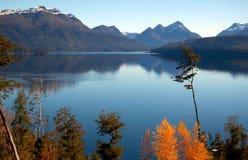 argentina härlig patagonia Fotografering för Bildbyråer