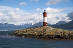 argentina latarni morskiej ushuaia Obraz Stock