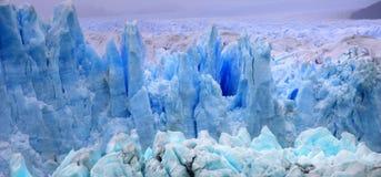 argentina lodowa Moreno perito zdjęcie stock