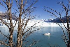 argentina lodowa Moreno perito obrazy royalty free