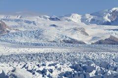 argentina lodowa Moreno perito obrazy stock
