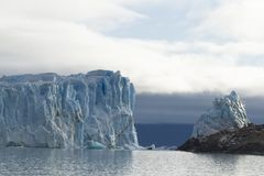 argentina lodowa Moreno perito Fotografia Stock